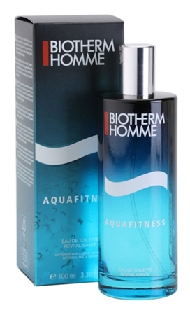 Biotherm Homme AQUAFITNESS woda toaletowa 100 ml