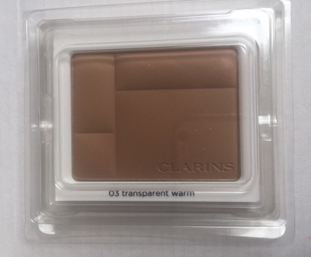 Clarins EVER MATTE COMPACT puder w kompakcie 03