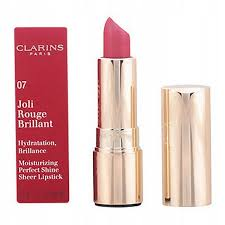 Clarins JOLI ROUGE BRILLANT pomadka 07 RASPBERRY