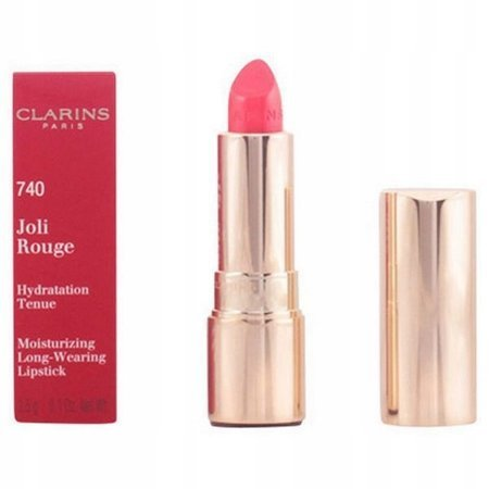 Clarins JOLI ROUGE pomadka do ust 740 BRIGHT CORAL