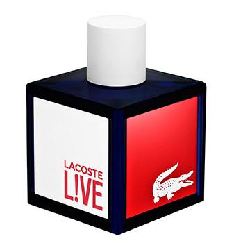 Lacoste LIVE POUR HOMME woda toaletowa 100 ml