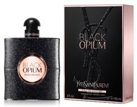 YSL Yves Saint Laurent Black Opium EDP W 90 ml